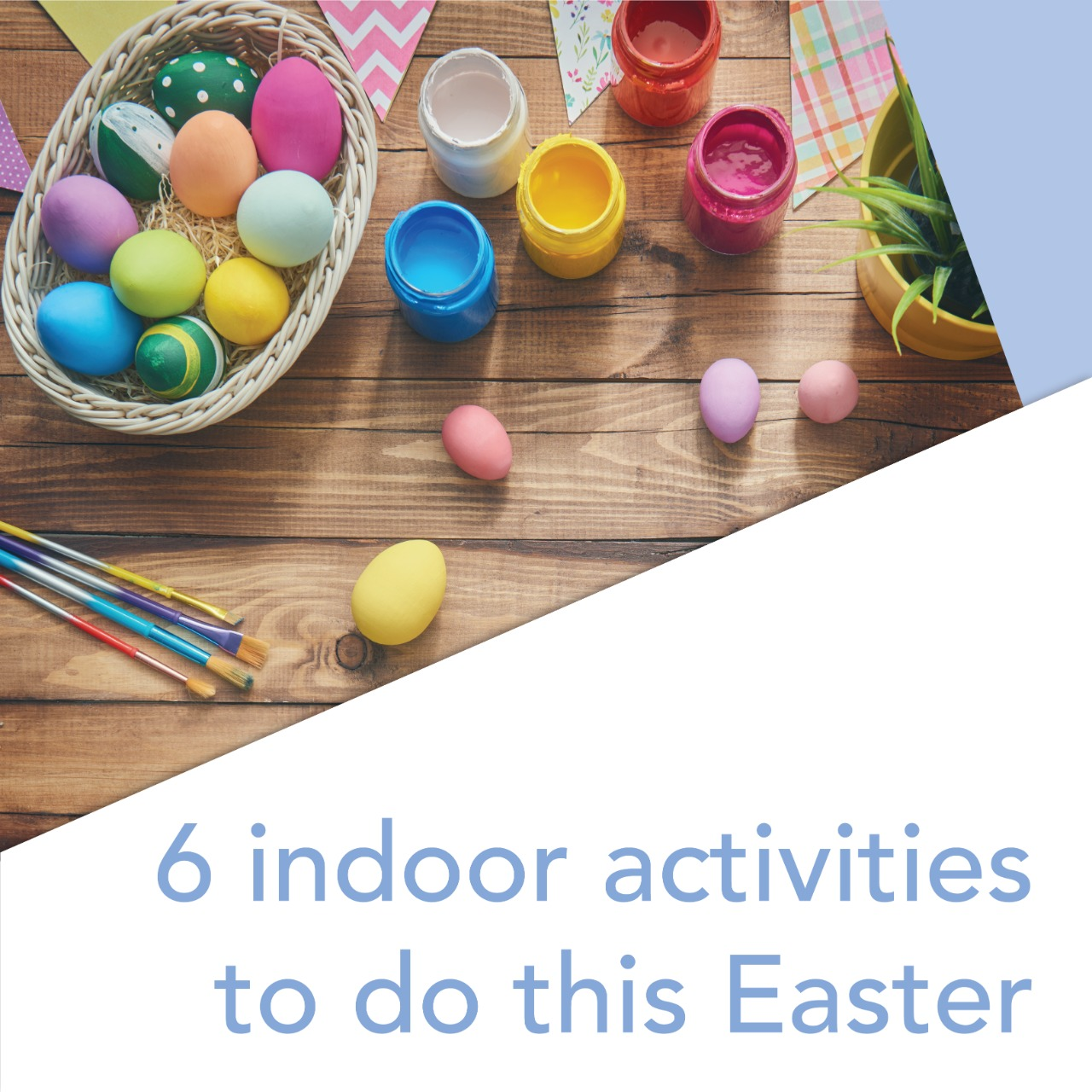Allsopp and Allsopp 6 indoor activities to do this Easter Cover