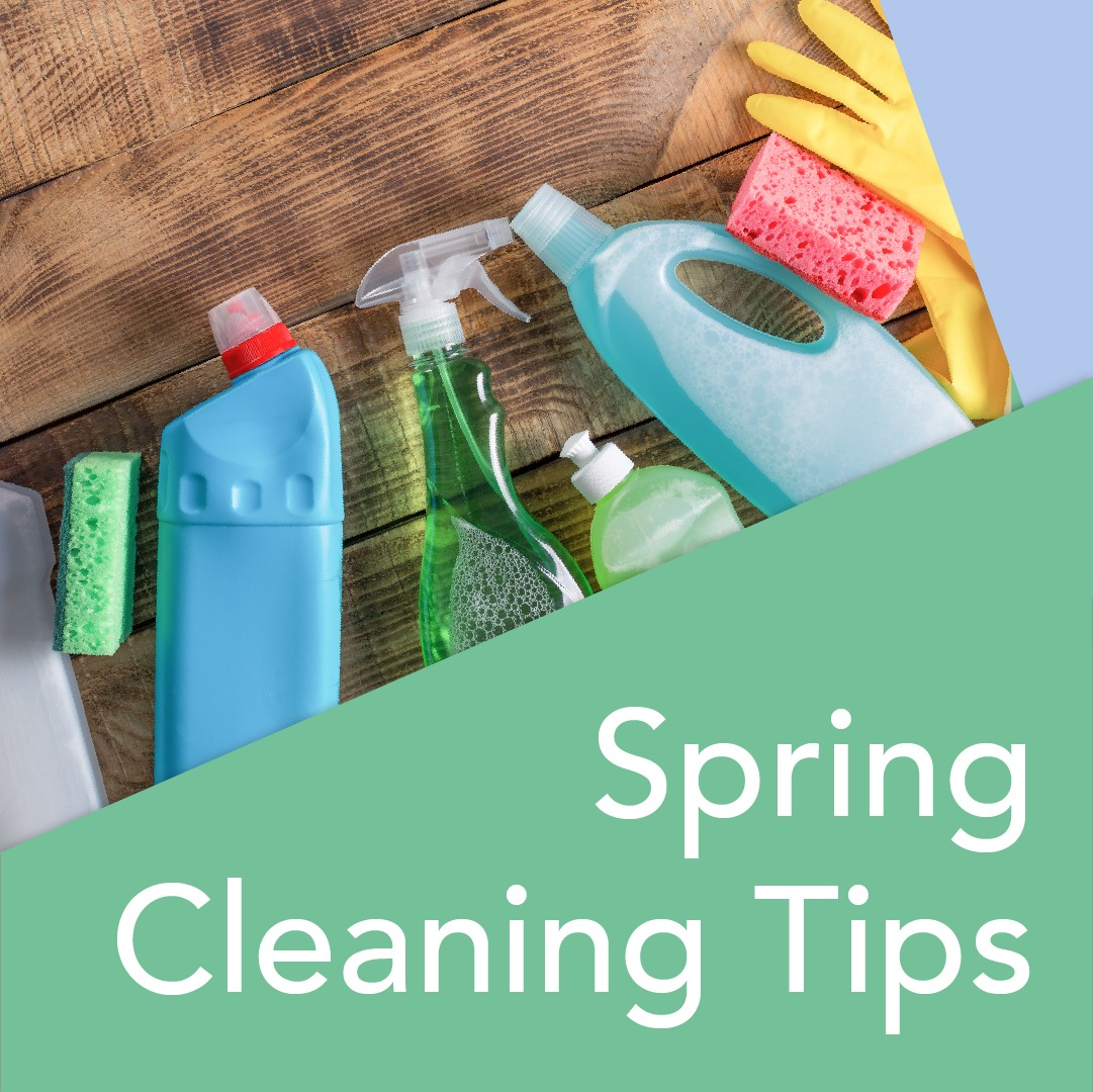 Allsopp and Allsopp Spring Cleaning Tips