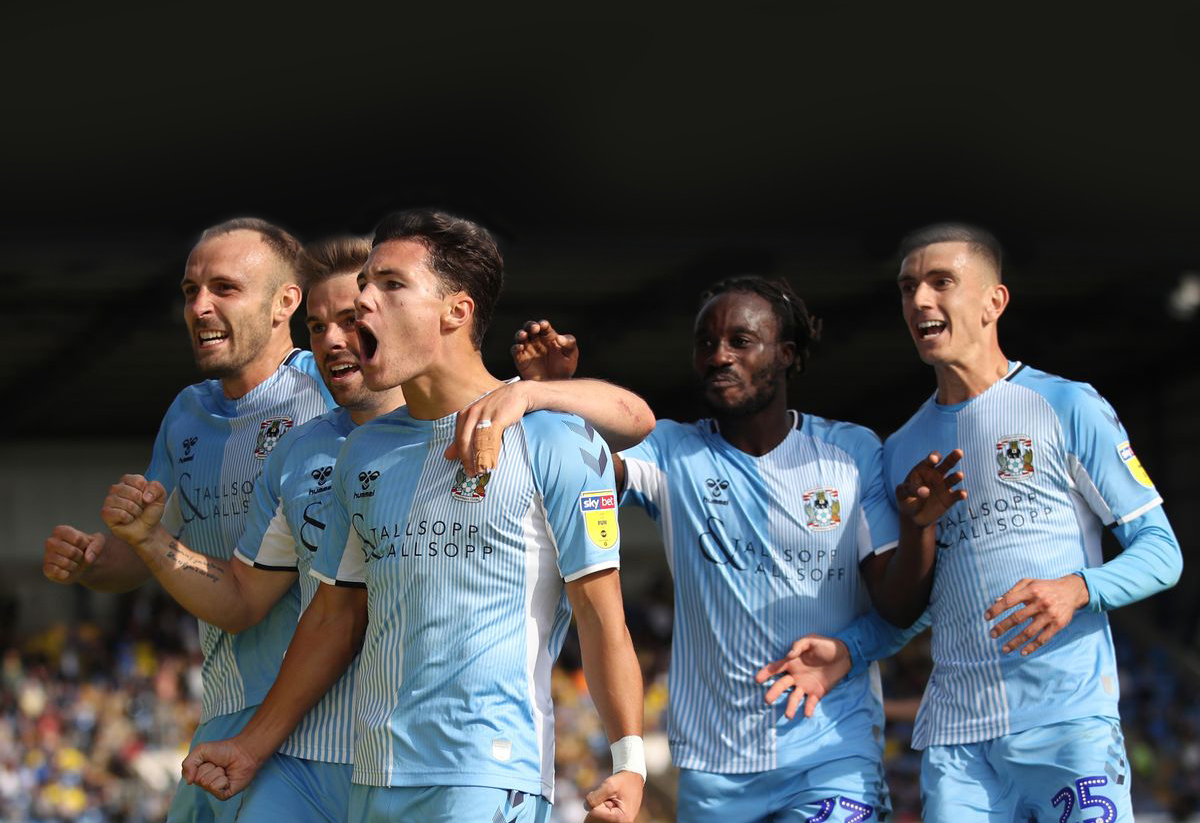 CCFC promoted to EFL Championship Main