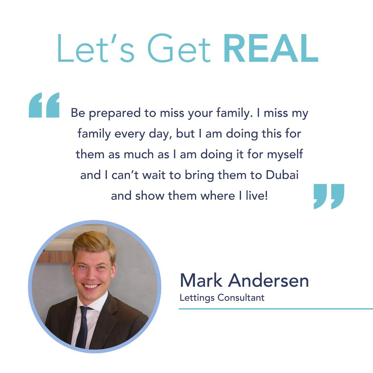 Lets get real Mark Andersen Main Image
