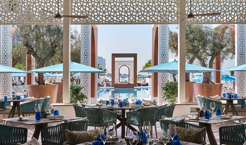 Outdoor Breakfast Spots in Dubai 2