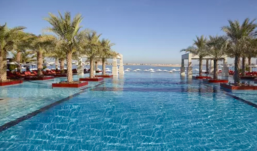 Summer pool days in Dubai 5